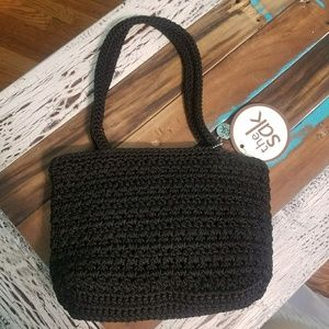 The Sak Classic Mini Style Black Purse